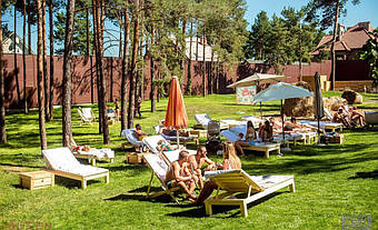 "Система полива в загородном комплексе ""Queen Country Club""  10"