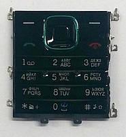 Клавиатура для телефона Nokia 5000, русская, чёрная