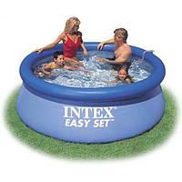 Бассейн наливной Intex круглый 305 на 76 см
