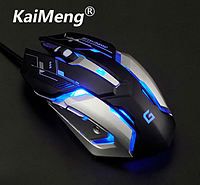 Игровая мышь KaiMeng GM003