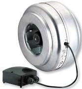 Вентилятор для круглых каналов Soler&Palau VENT-250L
