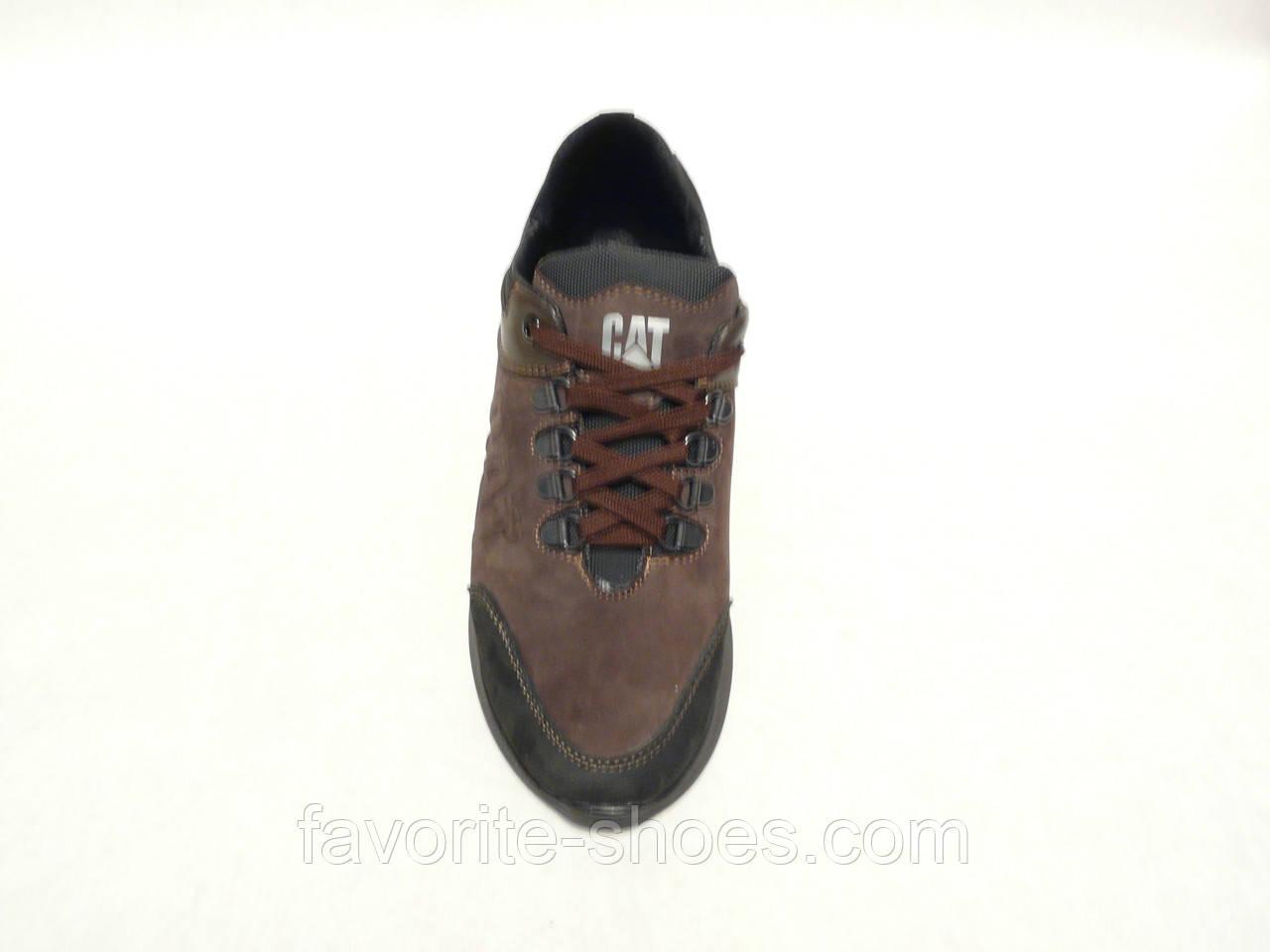 b7a80a58 Кожаные мужские кроссовки CAT кор., цена 750 грн., купить Лубны — Prom.ua  (ID#496565509)