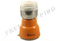 Кофемолка электрическая Domotec DT-592, ножевая кофемолка, мельница для кофе, электрокофемолка