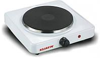 Плитка электрическая (1 конфорка) Vitalex VT-60, электроплита 1-конфорочная настольная, портативная электропли