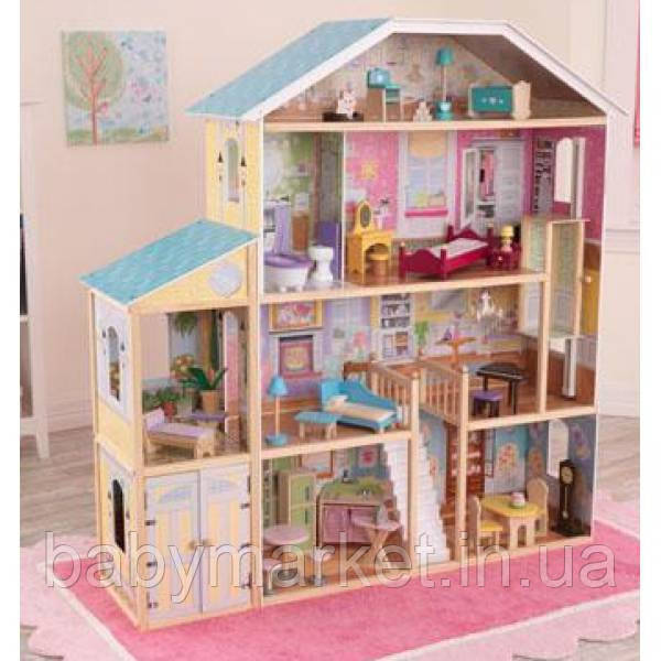 Kukolnyj Domik Kidkraft Majestic Mansion Dollhouse 65252 Cena 6