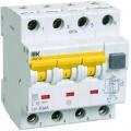 Автоматический выключатель дифференциального тока АВДТ 34 C16 30мА ИЭК