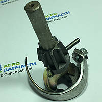 Захватчик шнура (держатель шпагата) пресс-подборщика Welger в комплекте с шестеренкой, фото 1