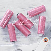 Нитки швейные 40s/2 (200 м) цвет розовый