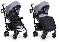 Прогулочная коляска-трость EasyGo Nitro (Grey fox) 1110-0028, фото 1
