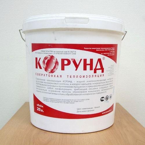 Жидкая теплоизоляция корунд украина пенапласт гидроизоляция фундамента