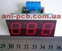 Амперметр постоянного тока АПТ-08-40A