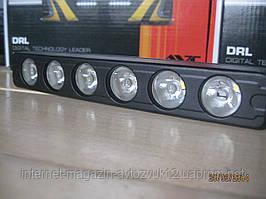Дневные ходовые огни CYCLON DRL-510v2