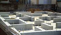 Фундамент под ключ  Днепропетровске