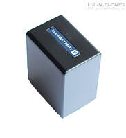 Аккумулятор для видеокамеры Sony NP-FV120, 4500mAh.
