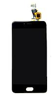 Дисплейный модуль Meizu M3s mini Black