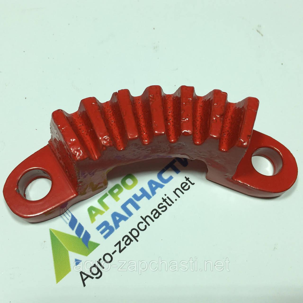 Сегмент зубчатый тарелки вязального аппрата пресс-подборщика Welger AP12, z7 (7 зубьев)