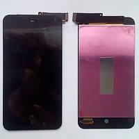 Дисплейный модуль Meizu MX2 Black