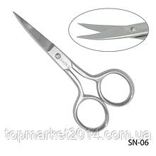 НОЖИЦІ МАНІКЮРНІ SN-06 для обрізання нігтів