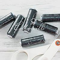 Нитки швейные 40s/2 (200 м) цвет графит