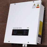 Инвертор прямого включения для солнечных фотопанелей  1,5 кВт TLS-ZB 1.5K Aqua-world