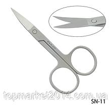 НОЖИЦІ МАНІКЮРНІ SN-11 для обрізання нігтів