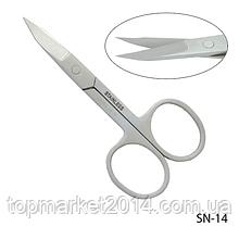 НОЖИЦІ МАНІКЮРНІ SN-14 для обрізання нігтів