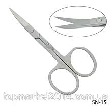 НОЖИЦІ МАНІКЮРНІ SN-15 для обрізання нігтів