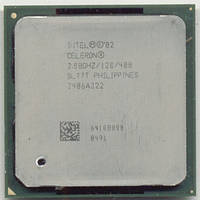 Процессор Intel Celeron 2.80 GHz, 128K Cache, 400 MHz