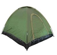 Палатка самораскладывающаяся трехместная