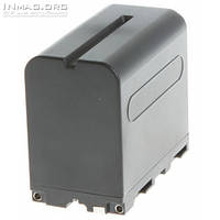 Аккумулятор для видеокамеры Sony NP-F960, 6600mAh.