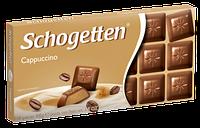 Шоколад Schogetten Cappuccino капуччино (Шогеттен), 100 гр, фото 1
