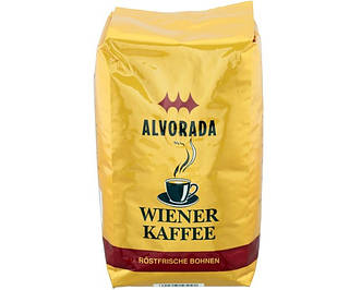 Кофе в зернах Alvorada Wiener Kaffe 1кг кофе зерновой