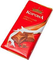Молочный шоколад Корона 90гр