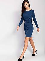 Теплое  женское платье Саваж, 48-50, 50-52р