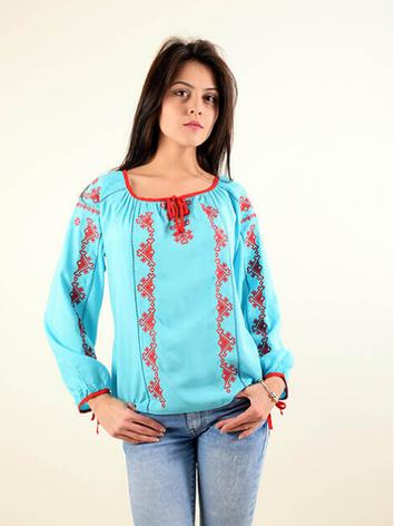 Блуза  вышиванка, фото 2