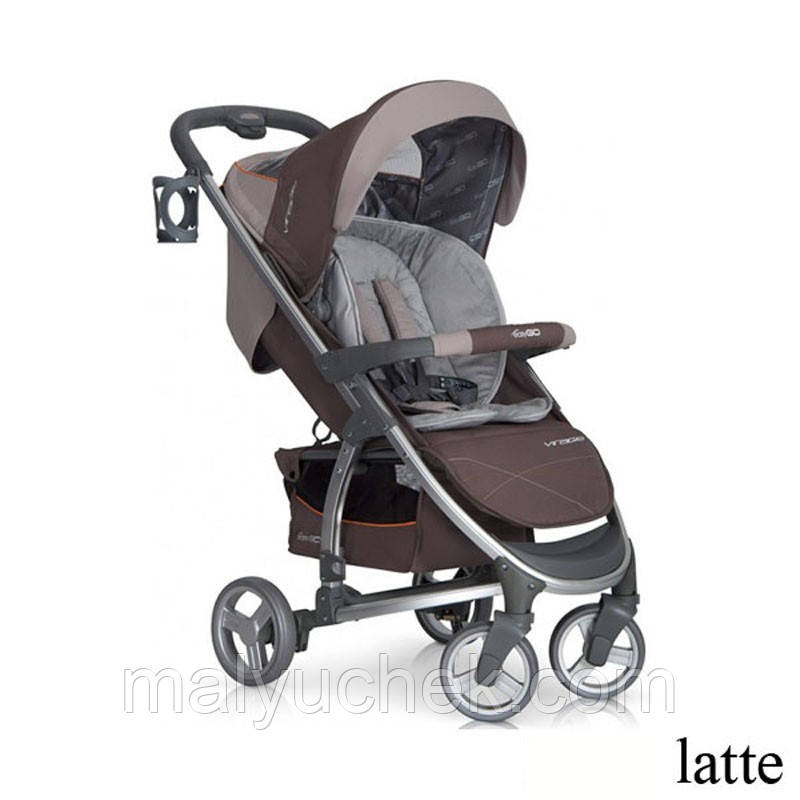 Детская прогулочная коляска EasyGo Virage Latte 1111-0012