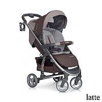 Детская прогулочная коляска EasyGo Virage Latte 1111-0012, фото 1