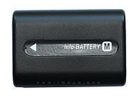 Аккумулятор для видеокамеры Sony NP-FM90/QM90, 4200 mAh.