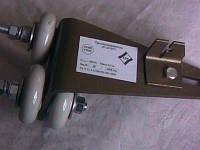 Троллеедержатель ДТ-3Д-2МУ2, фото 1
