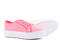 Слипоны женские оптом от производителя Wonder 4-153 Pink (6пар, 36-41)