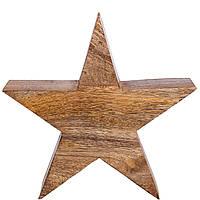 FOREST - Звезда деревянная декоративная