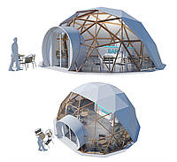 Бар-магазин (купол), фото 1