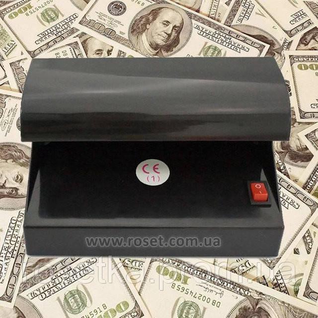 Ультрафіолетовий переглядовий детектор валют
