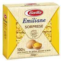 Макароны твердых сортов Barilla Sorprese «Emiliane», на желтках 250 гр.