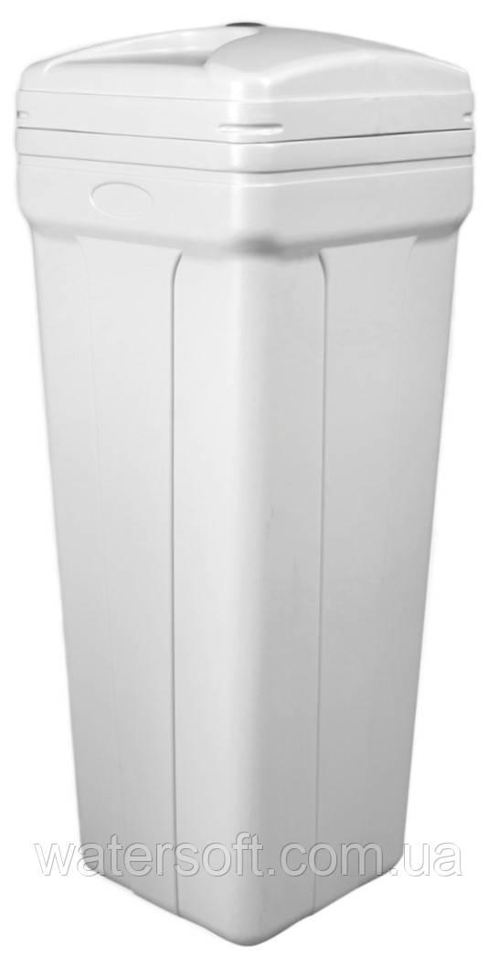 Солевой бак 100л в комплекте. Бак-солерастворитель 100л для системы очистки воды