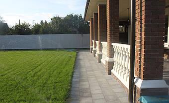 Система автоматического полива на Русановских садах 5