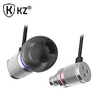 KZ HDS3. Вакуумные наушники Knowledge Zenith с микрофоном, jack 3.5mm