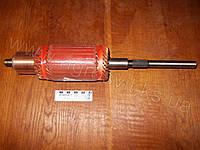 Якорь (ротор) стартера ЯМЗ (24V) нового образца (500 мм.); 2501.3708200-21