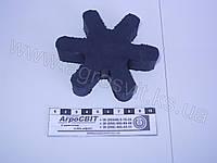 Муфта гибкая (звезда) 100*16,5*22 (шт.) трактора, грузовой машины, автобуса, тягача, спецтехники, комбайна, экскаватора, погрузчика