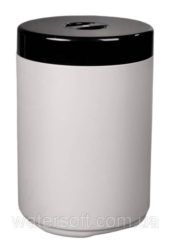 Солевой бак 25л в комплекте. Бак-солерастворитель 25л для системы очистки воды